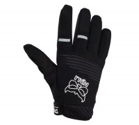 Hasta Glove Kali Logo Black