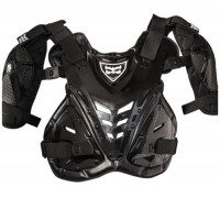 Kavaca Chest Protector Black